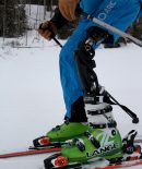 GoHawkeye Leg Recipient Returns To Ski Telluride